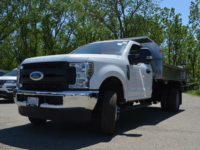 2018 F-350 Regular Cab DRW 4x4,  Monroe Dump Body #AT09880 - photo 5