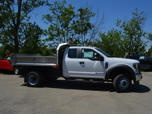 2018 F-450 Super Cab DRW 4x4,  Monroe Dump Body #AT09881 - photo 4