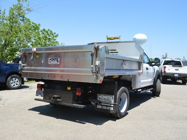2018 F-450 Super Cab DRW 4x4,  Monroe Dump Body #AT09881 - photo 3