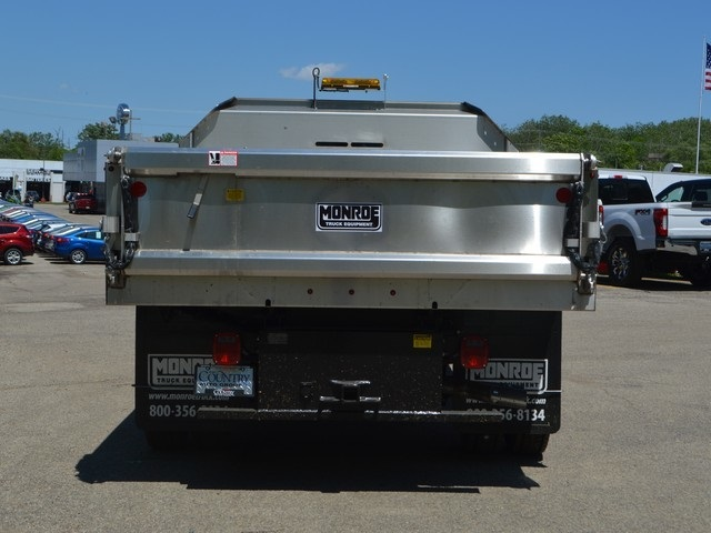 2018 F-450 Super Cab DRW 4x4,  Monroe Dump Body #AT09881 - photo 2