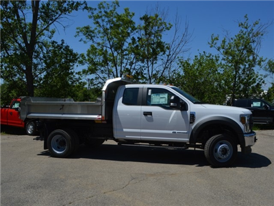 2018 F-450 Super Cab DRW 4x4,  Monroe MTE-Zee SST Series Dump Body #AT09881 - photo 4