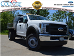2018 F-450 Super Cab DRW 4x4,  Monroe Dump Body #AT09881 - photo 1