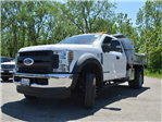 2018 F-450 Super Cab DRW 4x4,  Monroe MTE-Zee SST Series Dump Body #AT09881 - photo 5