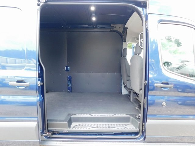2018 Transit 250 Med Roof 4x2,  Empty Cargo Van #AT09888 - photo 12