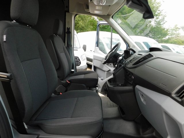 2018 Transit 250 Med Roof 4x2,  Empty Cargo Van #AT09888 - photo 14