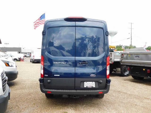2018 Transit 250 Med Roof 4x2,  Empty Cargo Van #AT09888 - photo 5