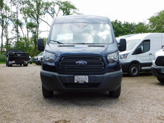2018 Transit 250 Med Roof 4x2,  Empty Cargo Van #AT09888 - photo 7
