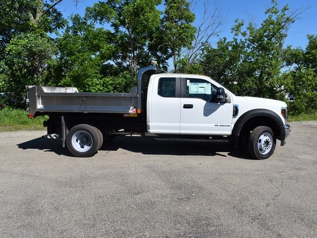 2018 F-450 Super Cab DRW 4x4,  Monroe Dump Body #AT09891 - photo 3