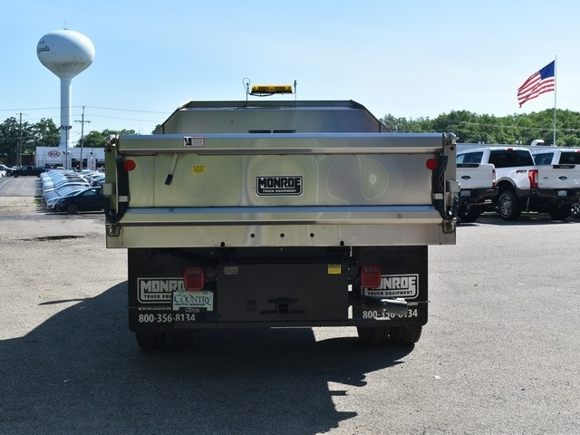 2018 F-450 Super Cab DRW 4x4,  Monroe Dump Body #AT09891 - photo 2