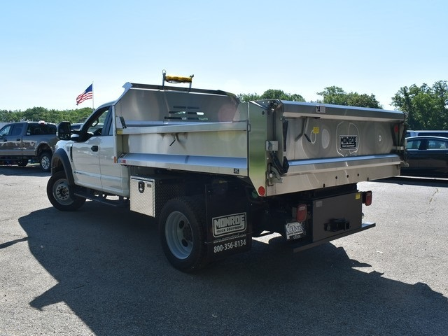 2018 F-450 Super Cab DRW 4x4,  Monroe Dump Body #AT09891 - photo 4
