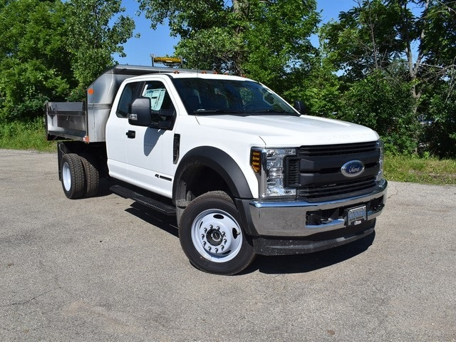 2018 F-450 Super Cab DRW 4x4,  Monroe Dump Body #AT09891 - photo 7