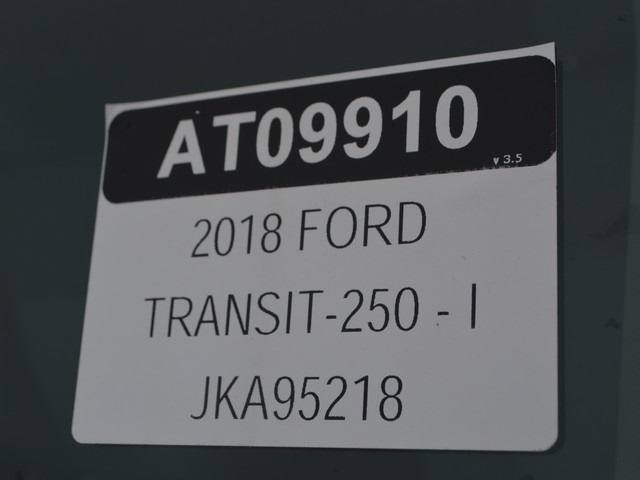 2018 Transit 250 Med Roof 4x2,  Empty Cargo Van #AT09910 - photo 29