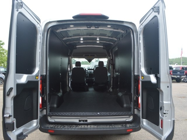 2018 Transit 250 Med Roof 4x2,  Empty Cargo Van #AT09910 - photo 2