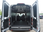 2018 Transit 250 Med Roof 4x2,  Empty Cargo Van #AT09910 - photo 1