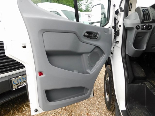 2018 Transit 250 Med Roof 4x2,  Empty Cargo Van #AT09911 - photo 19