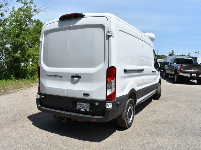 2018 Transit 250 Med Roof 4x2,  Empty Cargo Van #AT09911 - photo 37