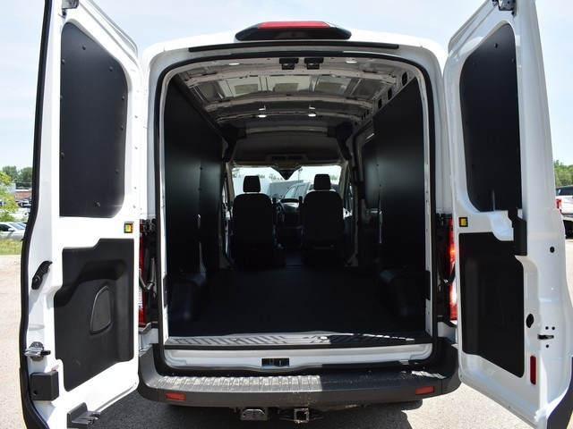 2018 Transit 250 Med Roof 4x2,  Empty Cargo Van #AT09911 - photo 2
