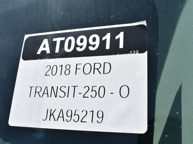 2018 Transit 250 Med Roof 4x2,  Empty Cargo Van #AT09911 - photo 27