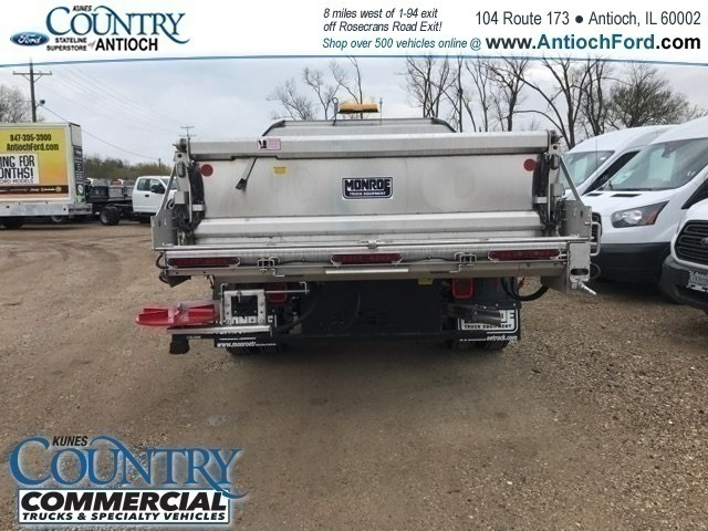 2018 F-550 Regular Cab DRW 4x4, Monroe Dump Body #AT09914 - photo 6