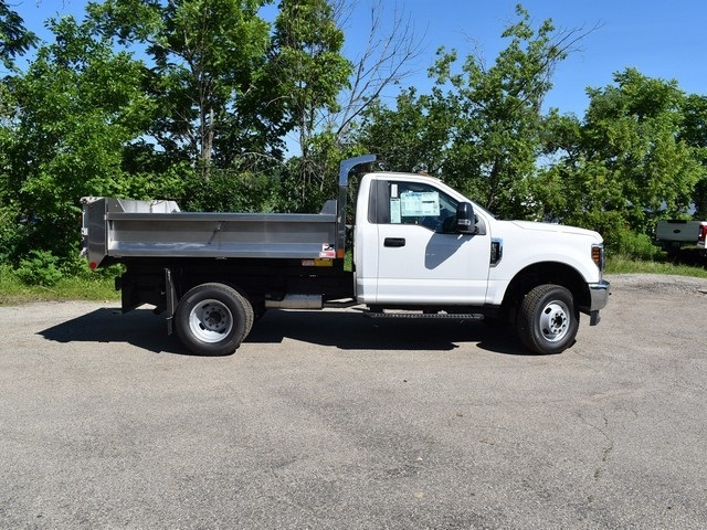 2018 F-350 Regular Cab DRW 4x4,  Monroe Dump Body #AT09924 - photo 3