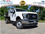2018 F-350 Regular Cab DRW 4x4,  Monroe Dump Body #AT09924 - photo 1