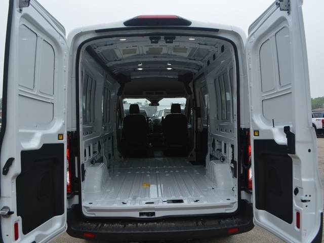 2018 Transit 250 Med Roof 4x2,  Empty Cargo Van #AT09932 - photo 2