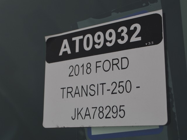 2018 Transit 250 Med Roof 4x2,  Empty Cargo Van #AT09932 - photo 31