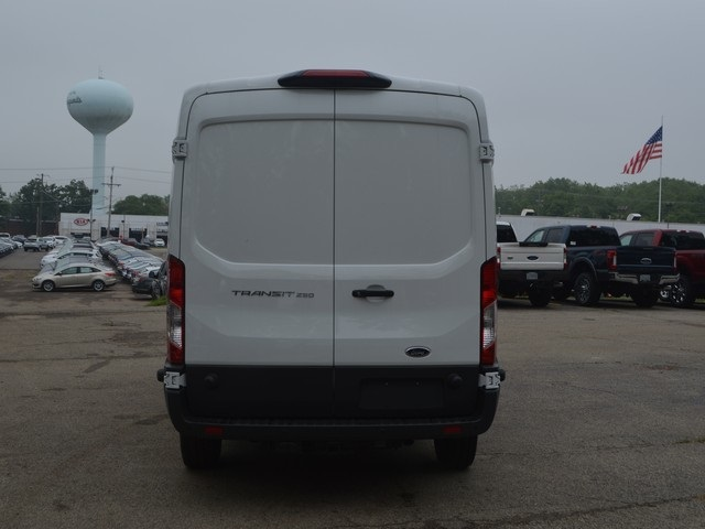 2018 Transit 250 Med Roof 4x2,  Empty Cargo Van #AT09932 - photo 5