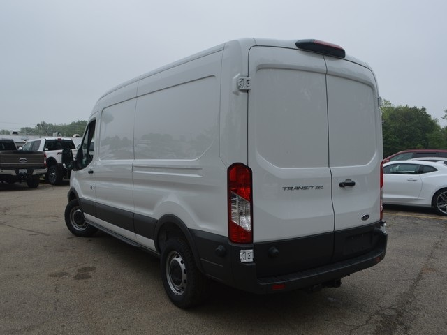 2018 Transit 250 Med Roof 4x2,  Empty Cargo Van #AT09932 - photo 6