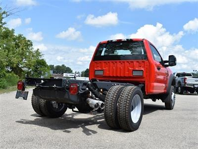 2018 F-450 Regular Cab DRW 4x4,  Cab Chassis #AT09938 - photo 2