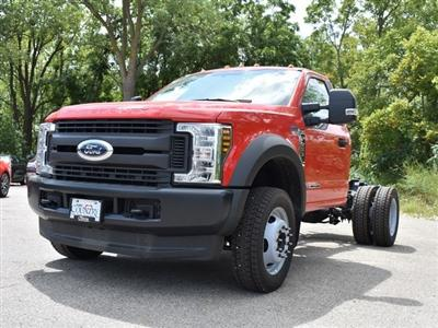 2018 F-450 Regular Cab DRW 4x4,  Cab Chassis #AT09938 - photo 6