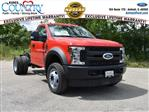 2018 F-450 Regular Cab DRW 4x4,  Cab Chassis #AT09938 - photo 1