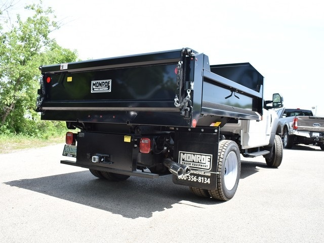 2018 F-450 Regular Cab DRW 4x4,  Monroe Dump Body #AT09956 - photo 3