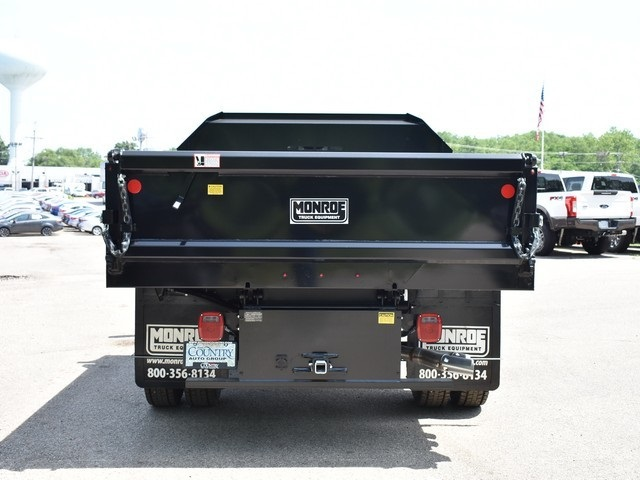 2018 F-450 Regular Cab DRW 4x4,  Monroe Dump Body #AT09956 - photo 5