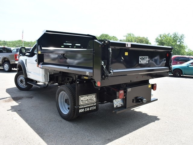 2018 F-450 Regular Cab DRW 4x4,  Monroe Dump Body #AT09956 - photo 6