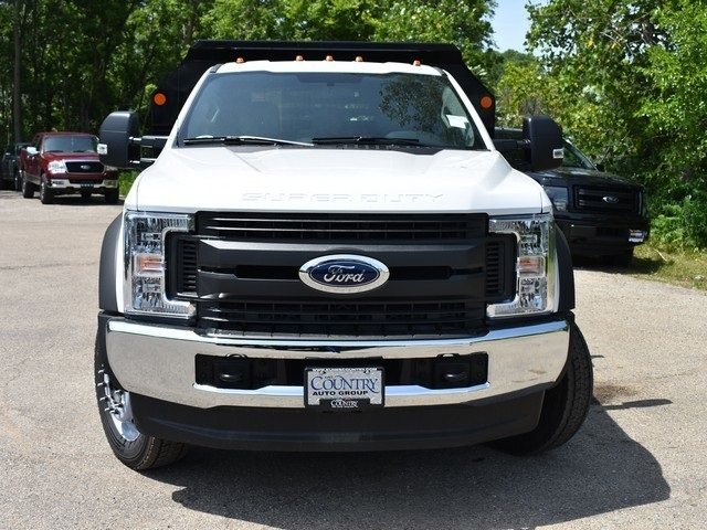 2018 F-450 Regular Cab DRW 4x4,  Monroe Dump Body #AT09956 - photo 7