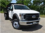 2018 F-450 Regular Cab DRW 4x4,  Monroe MTE-Zee Dump Body #AT09956 - photo 8
