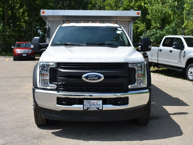 2018 F-450 Super Cab DRW 4x4,  Monroe Landscape Dump #AT09959 - photo 7