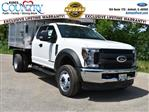 2018 F-450 Super Cab DRW 4x4,  Landscape Dump #AT09959 - photo 1