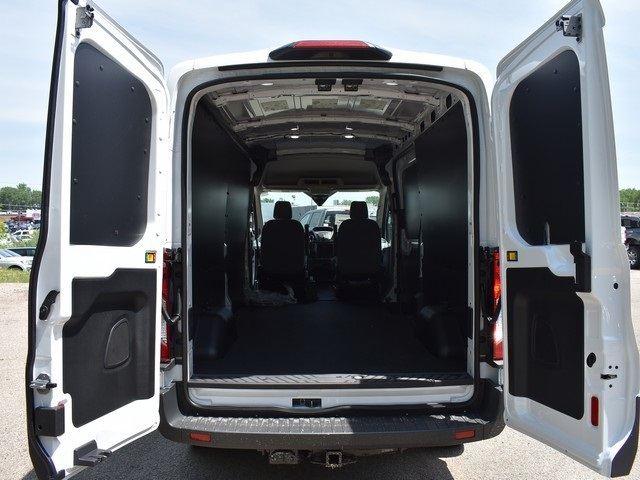 2018 Transit 250 Med Roof 4x2,  Empty Cargo Van #AT09962 - photo 2
