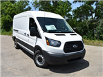 2018 Transit 250 Med Roof 4x2,  Empty Cargo Van #AT09962 - photo 9