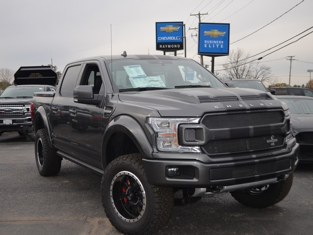 2018 F-150 SuperCrew Cab 4x4,  Pickup #AT09966 - photo 10