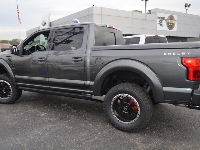 2018 F-150 SuperCrew Cab 4x4,  Pickup #AT09966 - photo 7