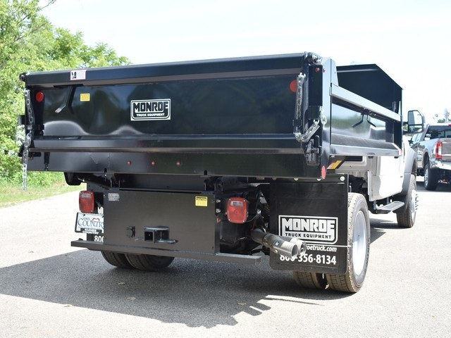2018 F-450 Regular Cab DRW 4x2,  Monroe Dump Body #AT09972 - photo 2