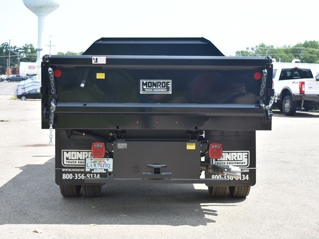 2018 F-450 Regular Cab DRW 4x2,  Monroe MTE-Zee Dump Body #AT09972 - photo 3