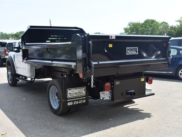 2018 F-450 Regular Cab DRW 4x2,  Monroe Dump Body #AT09972 - photo 4