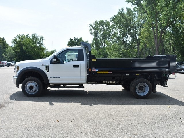 2018 F-450 Regular Cab DRW 4x2,  Monroe Dump Body #AT09972 - photo 5