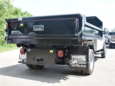2018 F-450 Regular Cab DRW 4x2,  Monroe MTE-Zee Dump Body #AT09972 - photo 2