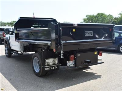 2018 F-450 Regular Cab DRW 4x2,  Monroe MTE-Zee Dump Body #AT09972 - photo 4