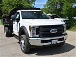 2018 F-450 Regular Cab DRW 4x2,  Monroe MTE-Zee Dump Body #AT09972 - photo 8